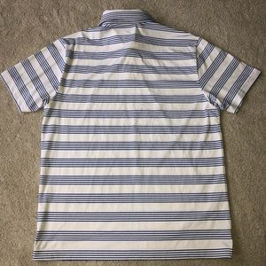 Under Armour Shirts - BUNDLE of Under Armour Short Sleeve Striped Polos